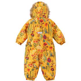 Reima Lappi Combinaison D'Hiver Enfants en bas âge, warm yellow